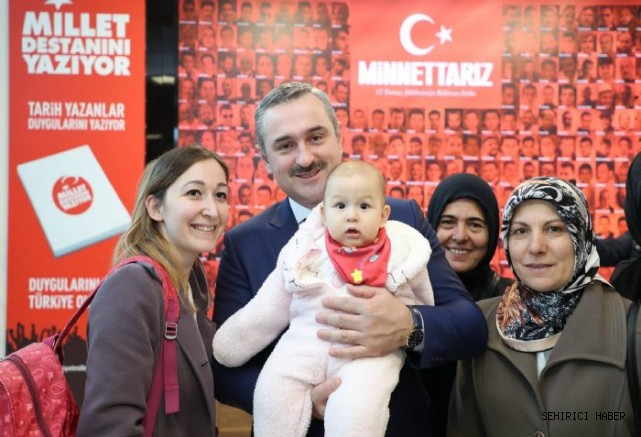 AK Parti İstanbul'da Temayül Yoklaması