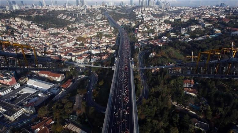 Kıtalararası Koşu; İstanbul Maratonu